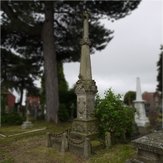 Haunted Places In Whittier California: St Woolos Cemetery Newport