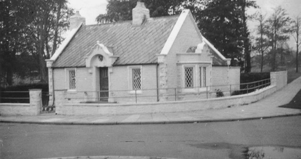 South Lodge Malpas Court 1966