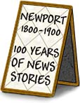 The 1800s - Newspaper Reports & Chronology.